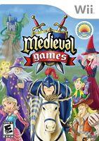 Medieval Games - Nintendo  Wii Game