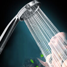 Shower Head High Pressure Water Saving Showerhead Hand Held Bathing Handset U