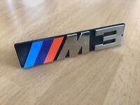 BMW e30 NOS M3 Emblem Zeichen original M-technik M3 e28 e21 318is 325i oldtimer