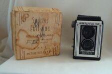 Vintage Spartus Full-Vue Twin Lens Reflex Style Box Camera w/ Original Box