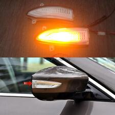 For Nissan Altima Teana L33 Sentra Tiida Side Mirror Dynamic Turn Signal Light