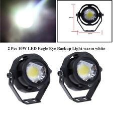 2X 3A 10W CREE U2LED WORK LIGHT Long Lifespin BAR FLOOD DRIVING OFFROAD FOG LAMP