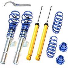 Ta Suspensión Roscada Premium Azul para VW Golf 5/ Passat 3C / Audi A3/Seat Leon