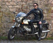 HARRO ASSEN Lederkombi Motorradkombi Oldtimer Größe 50 Two-Piece Leathers