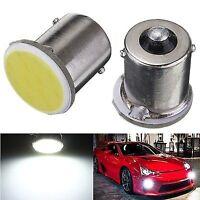 Car 1156 BA15S 382 P21W 12 COB SMD LED 2W Turn Tail Backup Reverse Light Bulb UK