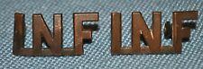 Wwi Canadian I.N.F. Insignia