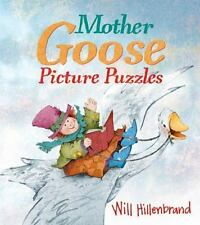Mother Goose Picture Puzzles by Will Hillenbrand (2011, Hardcover)