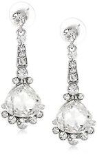 NWT Nina 'Daylily' Teardrop Linear Drop Earrings