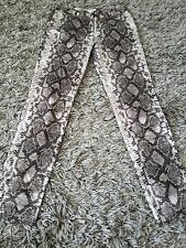 R.R.  Michael Kors Leopard Print Trousers Womens Size 12-14 Approx