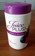 Juice Plus 1 Barattolo Miscela Bacche 120 Capsule Sigillato