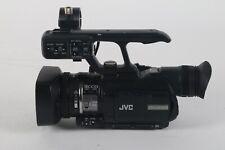 JVC GY-HM100U Prohd Portatile 3CCD Telecamera W/Fujinon F=3 .7mm ~ 37mm 1:1.8