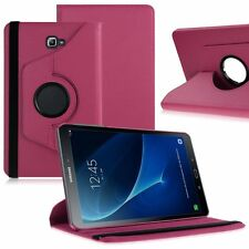 "For Samsung Galaxy Tab A S2 E 10.1"" 9.7"" 8"" 7"" 360 Rotate Leather Case Cover HOT"
