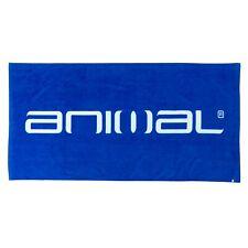 ANIMAL MENS WOMENS BEACH TOWEL.NEW BLUE LARGE PRINTED COTTON BEACH MAT RUG S20 3