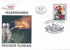 Ersttag 1998 - Feuerwehren, Hl. Florian            (2418)