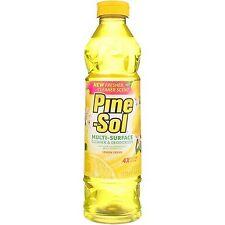 3 Pack Pine-Sol Multi-Surface Cleaner & Deodorizer Liquid, Lemon Fresh, 28 fl oz