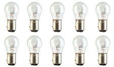 10x 2057 Bright Light Bulbs Tail Brake Backup Reverse S8 Signal Lamp Turn Signal