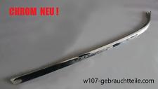 MERCEDES R107 Zierstab Hardtop links unten SL+REPARATUR+
