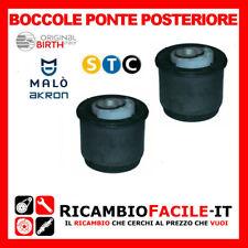 KIT BOCCOLE PONTE POSTERIORE LANCIA YPSILON MUSA FIAT PUNTO PANDA IDEA 46761279