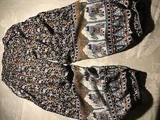 Women's Harem Pants made in Jerusalem
