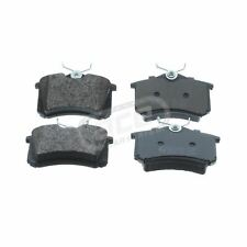 Audi A4 B6 8H Convertible 2002-2006 1.8 2.4 2.5 3.0 Rear Brake Pads W87-H53-T17
