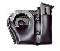 Porta Esposas Vega Holster H00 En Polímero Estampado En Inyección Pasante H 55mm