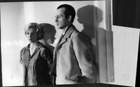 Jarl Kulle and Bibi Andersson.  - 8x10 photo