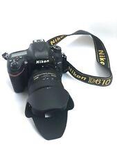 Nikon D610 Digital Camera 24- 85 Vr Kit with Many accessories + Sb800 Flash