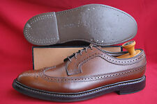FLORSHEIM ROYAL IMPERIAL US gr. 9 D (42) ABSOLUE Rareté v-cleat SCOTCH GRAIN