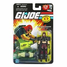 "G.I. JOE Hasbro 3 3/4"" Wave 11 Action Figure Zartan Master of Disguise"