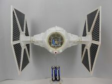 """Vintage Star Wars ANH 1978 """"White"""" TIE Fighter ***Great*** 