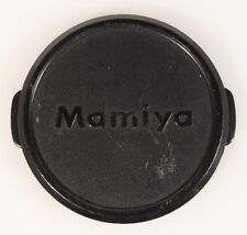 MAMIYA 58MM FITTED LENS CAP