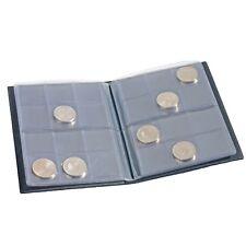 album tascabile per  96 monete fino a 33mm