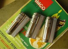 1PC VINTAGE PETROL LIGHTER IMCO 6700 TRIPLEX SUPER OLD STOCK made in AUSTRIA