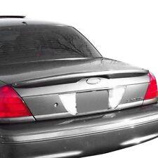 For Ford Crown Victoria 98-08 Custom Style Fiberglass Rear Lip Spoiler Unpainted