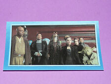 N°21 STAR WARS ATTACK OF THE CLONES GUERRE DES ETOILES 2002 MERLIN TOPPS PANINI