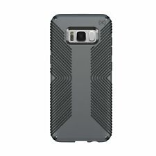 Speck Products Presidio Grip Cell Phone Case for Samsung Galaxy S8 - Graphite