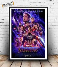 Avengers - endgame -Poster,locandine,parete,manifesto,film,cinema,marvel