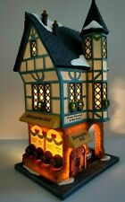 Department 56 Christmas in the City- Wintergarden Cafe #58948 New Retired