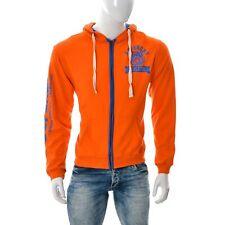Superdry Vintage Sports Vêtement Hommes Capuche Pull Taille M M Véritable
