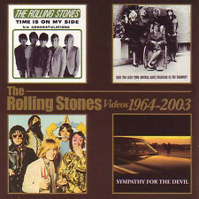 ☆ The ROLLING STONES Time is on my side 4-track CARD SLEEVE DVD SINGLE