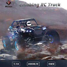 Hot WLtoys 10428-B 1:10 RC Voiture Camion Buggy 4WD 2.4GHz Haute Vitesse 30KM/H