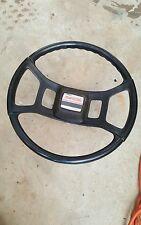 Craftsman riding mower tractor steering wheel