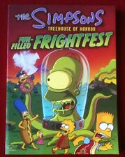Simpsons Treehouse Of Horror Fun-Filled Frightfest (2003) - TPB - Bongo Comics
