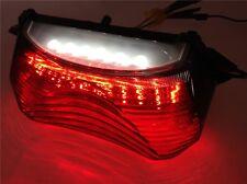 Smoke LED Tail Light Turn Signal for 98 99 00-05  HONDA Super Hawk VTR1000