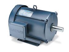 LEESON C215T48FB48C, 2-Speed Motor, 10/2.5 Hp,1740/860 RPM, 215T, Vari.Torq,3PH