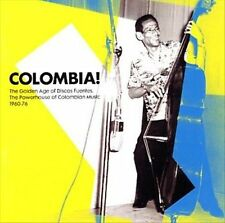 COLOMBIA!: THE GOLDEN YEARS OF DISCOS FUENTES NEW VINYL RECORD
