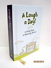 A Laugh A Day: A Daily Dose of Heavenly Humor by Todd Hafer
