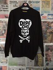 Dope Chef Jumper Sweater Medium