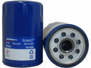 For 2002-2006 Chevrolet Trailblazer EXT Oil Filter AC Delco 96838ZJ 2003 2004