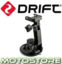 DRIFT SUCTION CUP MOUNT BASE FITS DRIFT CAMERAS HD GHOST S STEALTH 2 4K GENUINE
